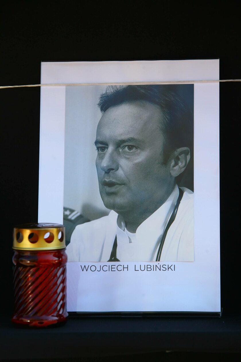 Portrety ofiar katastrofy smoleńskiej, Wojciech Lubiński