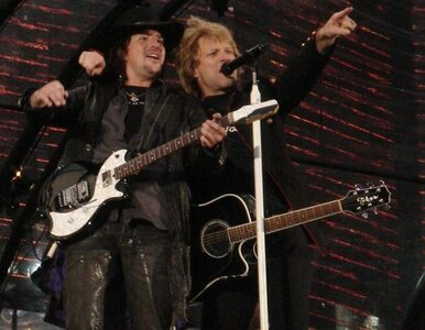 O co poszło w Bon Jovi? O pieniądze