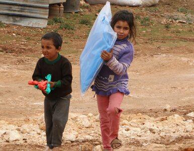 Organizacja Save the Children: W Syrii głoduje 250 tys. dzieci