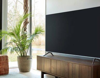 Pierwsze telewizory Samsung SUHD z płaskim ekranem