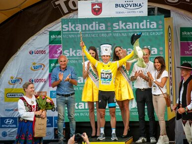 Tour de Pologne: Żółta koszulka dla Sergio Henao