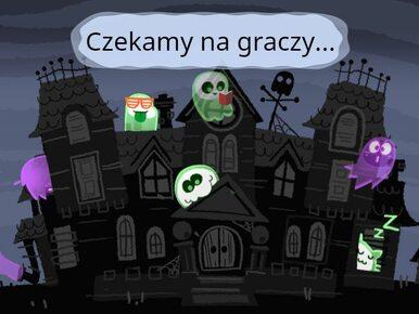 Gra od Google na Halloween. Do zabawy możesz zaprosić znajomych