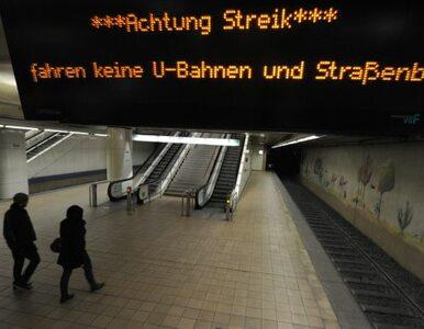 Niemcy chcą podwyżek w sektorze publicznym. Strajkują