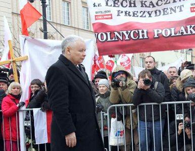 PiS łączy Święto Niepodległości z katastrofą smoleńską