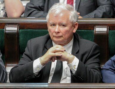 Kaczyński poleciał policyjnym śmigłowcem do Krakowa. Teraz zdecydował...