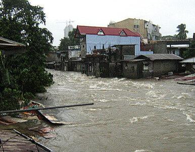 Filipiny: rośnie liczba ofiar kataklizmu