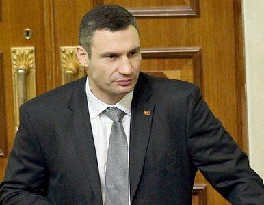"""Kliczko zastąpi Janukowycza? """"Pasuje do stereotypu"""""""