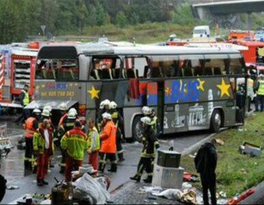 Niemka odpowiedzialna za wypadek polskiego autobusu stanie przed sądem