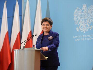Beata Szydło: Jesteśmy zdumieni reakcją Izraela