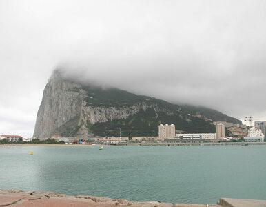 Incydent koło Gibraltaru. Brytyjska flota przegoniła hiszpański okręt...