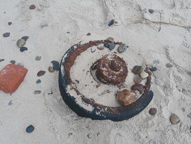 Sensacyjne odkrycie nad Bałtykiem. Znaleziono fragment niemieckiego czołgu