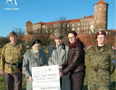 Kraków. Internauci zbierają pieniądze na pomnik Armii Krajowej