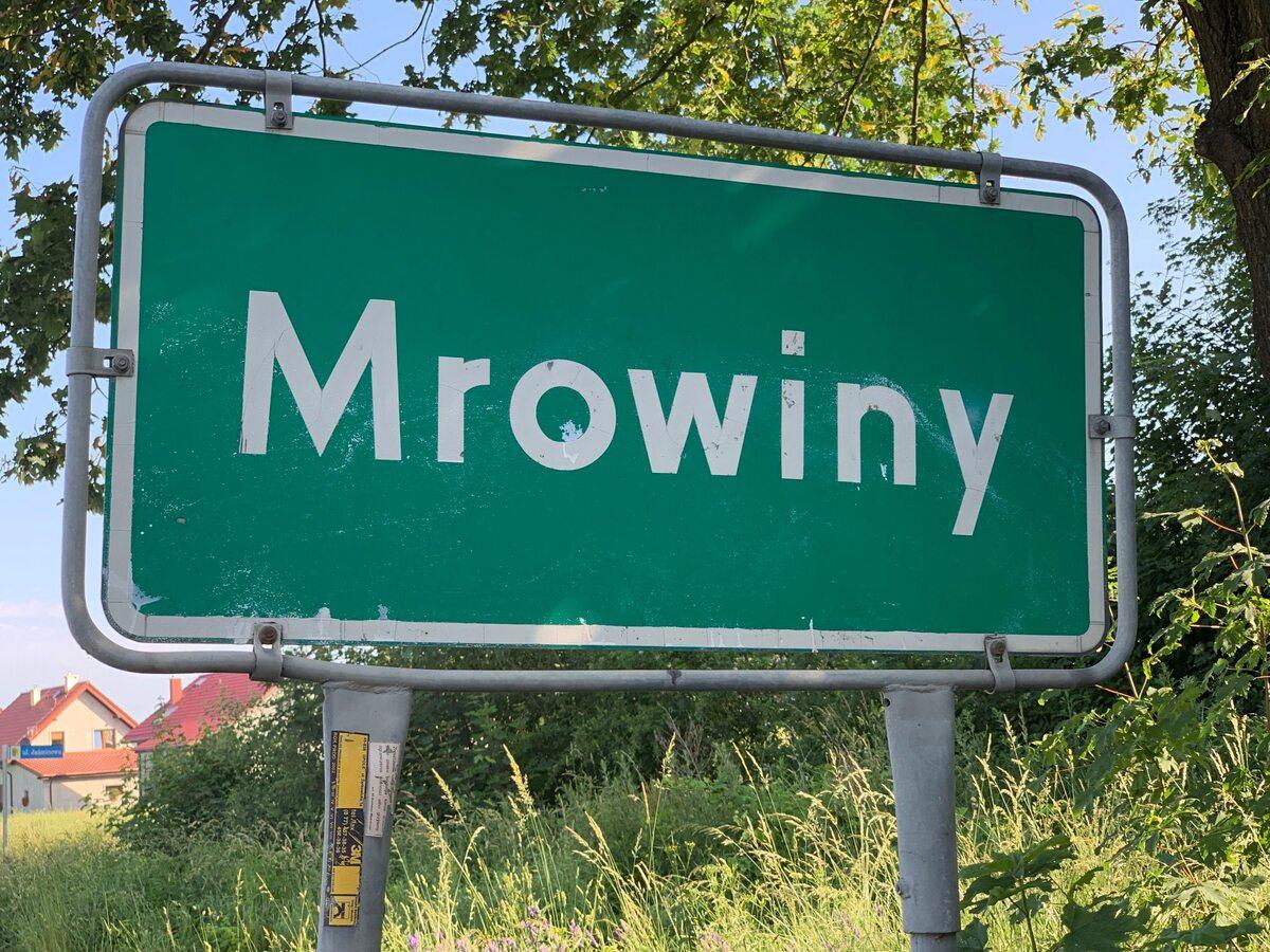 Miejscowość Morwiny, wktórej doszło dozabójstwa 10-letniej Kristiny