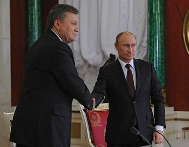 "Putin nieprędko wróci na polityczne salony? ""Chyba na kolanach"""