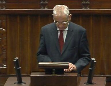Dorn: Polskie interesy są zagrożone. Trzeba wezwać sojuszników