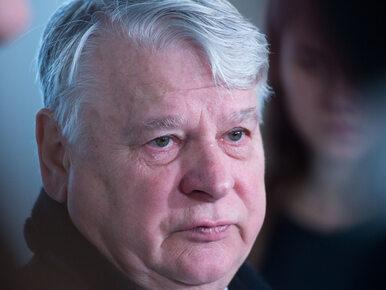 Borusewicz o TVP: Zdrowy człowiek może od niej zwariować