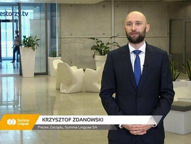 Summa Linguae SA, Krzysztof Zdanowski - Prezes Zarządu, #230 PREZENTACJE...