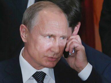 Putin, pytany o swoje córki: Nigdy nie były gwiazdami