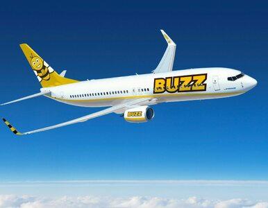 Ryanair to od dziś Buzz. Na samolotach pojawi się pszczoła
