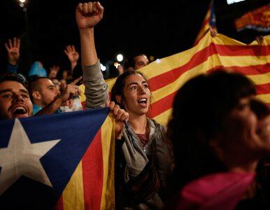 Referendum niepodległościowe w Katalonii. Ruch Autonomii Śląska zabrał głos