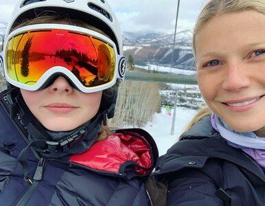 Gwyneth Paltrow pokazała zdjęcie córki