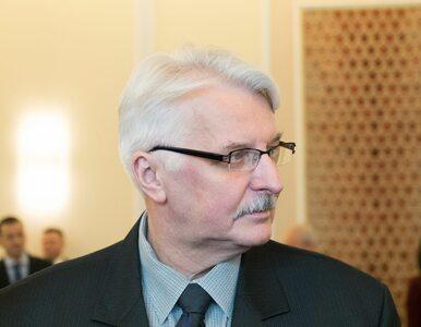 Waszczykowski zamierza zreformować Instytuty Polskie