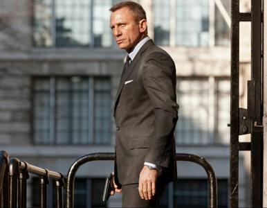 """Zła wiadomość dla fanów """"Jamesa Bonda"""". Przesunięto datę premiery..."""