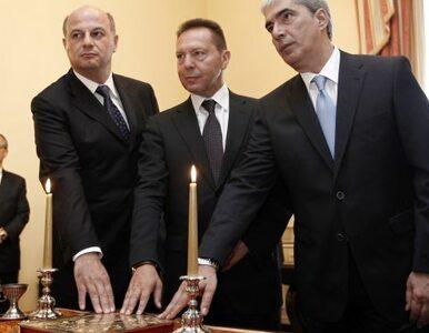 Grecy mają nowego ministra finansów. Jest zdrowy