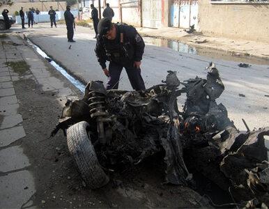 Irak: zbrojny szturm na siedzibę policji