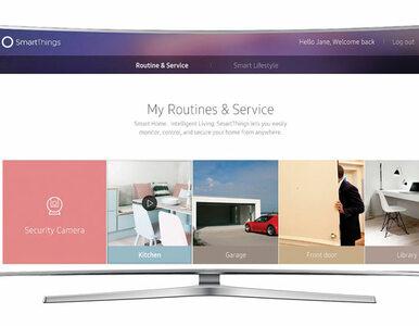 Telewizory Samsung Smart TV 2016 z technologią Internetu Rzeczy