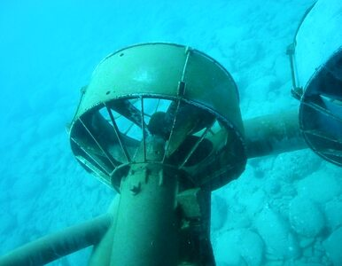 Policja zniszczyła łódź podwodną do przemytu narkotyków