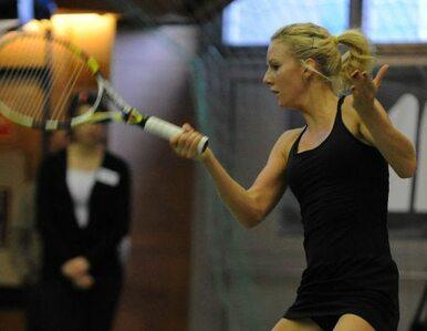 Turniej WTA w Stanford: młodsza Radwańska w ćwierćfinale