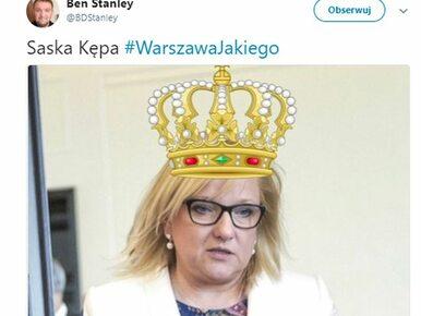 #WarszawaJakiego podbija sieć. Kreatywność internautów nie ma granic....