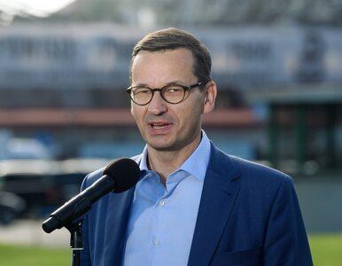 Sąd oddalił pozew PO przeciwko premierowi Morawieckiemu