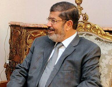 """Egipt: prezydent odwołał dowódcę sił zbrojnych i ministra obrony. """"To..."""