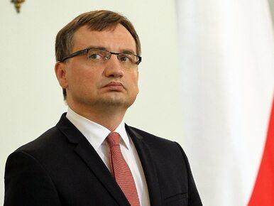 Jest stanowisko SN ws. wniosku Zbigniewa Ziobry do TK. Pisze o...