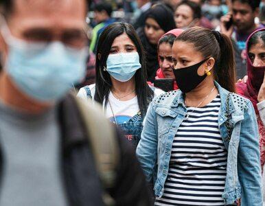 Już 722 osoby zmarły z powodu koronawirusa. W piątek epidemia zebrała...