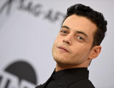 """Rami Malek postawił warunki przed przyjęciem roli w nowym Bondzie. """"Nie..."""