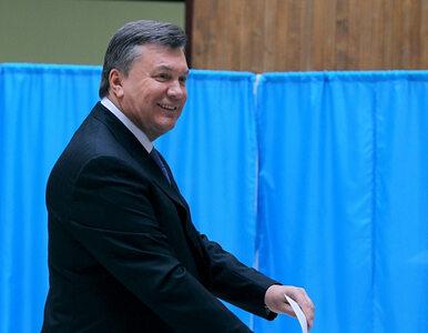 """Janukowycz zamieszkał w Soczi. """"Dzięki pracy na Ukrainie może nie..."""