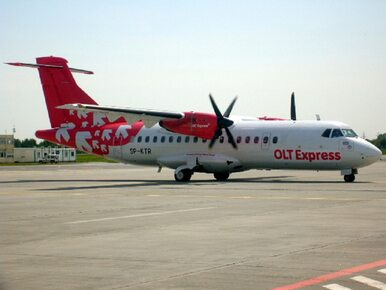 Prokuratorskie zarzuty dla szefów spółki OLT Express