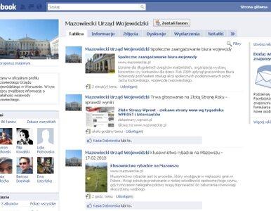 Urzędowy Facebook