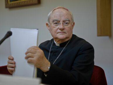 Papież Franciszek przyjął rezygnację abp. Henryka Hosera