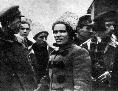 Bolszewicką rewolucję w Rosji uratował... Ukrainiec