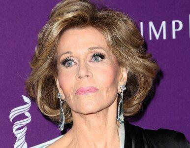 79-letnia Jane Fonda: Jako dziecko byłam wykorzystywana seksualnie