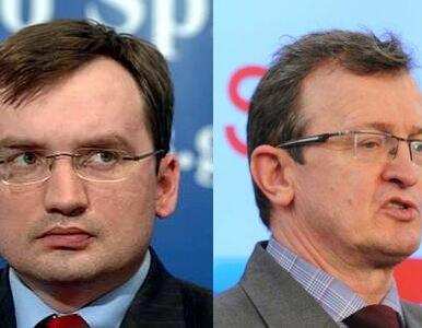 Ziobro i Cymański mogli zginąć w katastrofie kolejowej