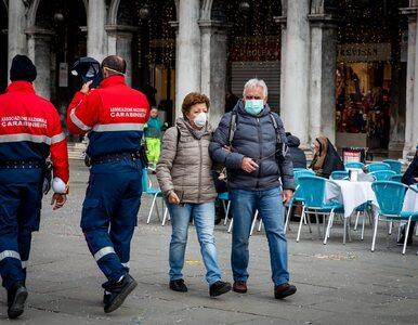 Nowe dane ws. koronawirusa. Lawinowy wzrost zachorowań we Włoszech i...