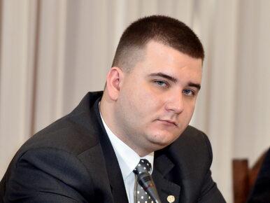 Bartłomiej Misiewicz został studentem uczelni ojca Rydzyka