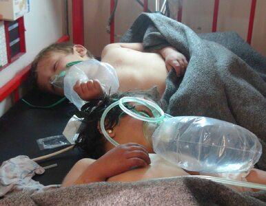 Atak bronią chemiczną w Syrii. Rosja broni reżimu al-Assada. Co z...