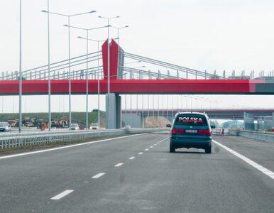 Wypadek radiowozu na A2. Autostrada już odblokowana