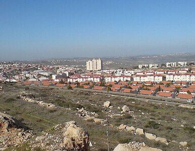 Izrael znów wydał zgodę na budowę domów na spornych terenach